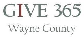 GIVE 365 Wayne County Logo